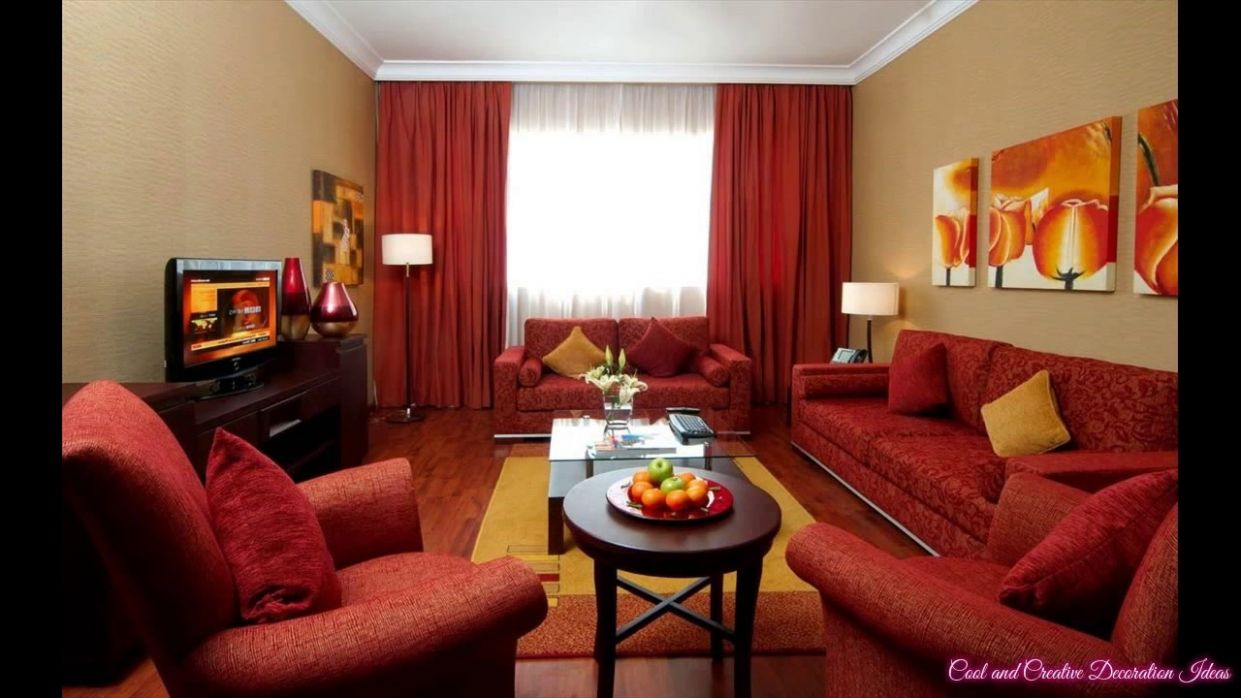 Living Room Decorating Ideas with Red Couch - living room ideas red couch
