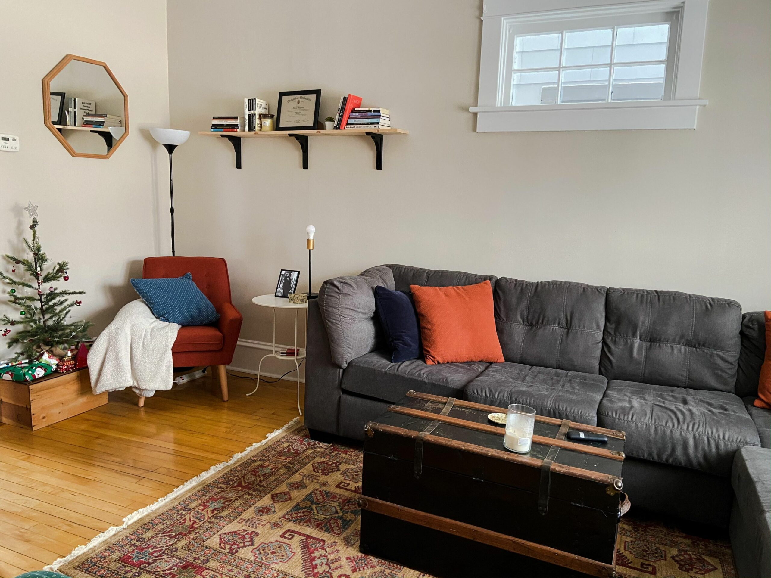 Living room in 8 year old house - Winnipeg MB - Daily Home Decor ...
