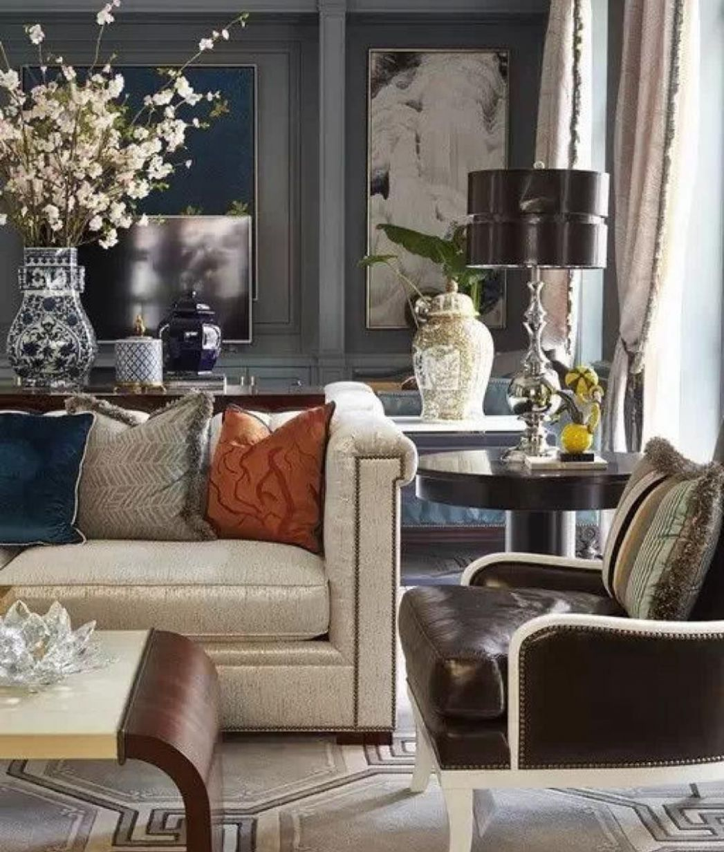 living_room #luxury #decoracion #design #decor #usa #ksa ...