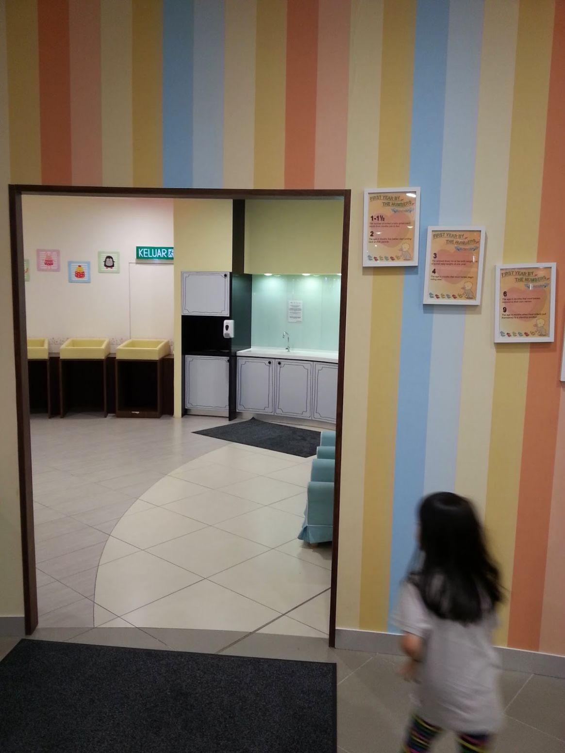 Lovely Baby Room @ AEON Quill City Mall KL - Weekend Treat