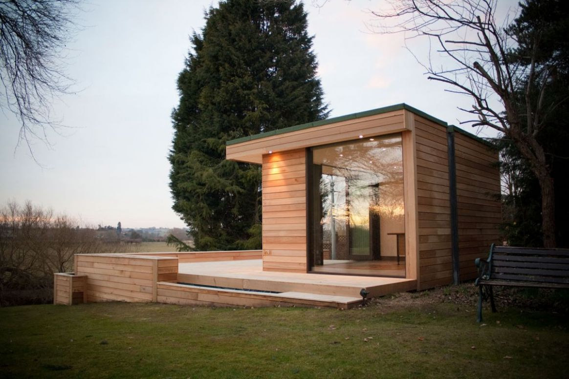 Lovely Wooden Modern House Eco Friendly Plans Beautiful Small Home ..