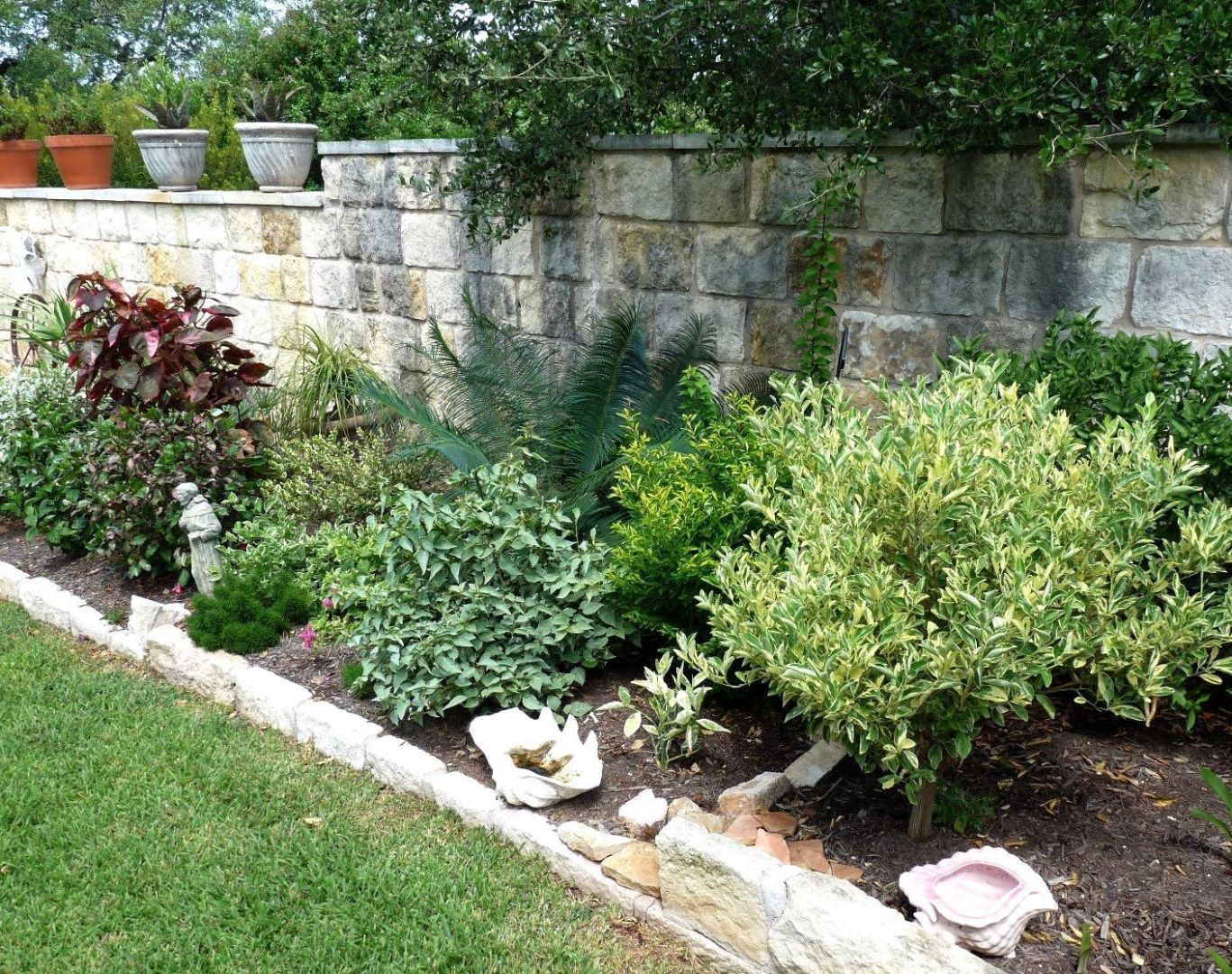 Low Maintenance Landscaping Ideas Texas Central Texas Gardening ..