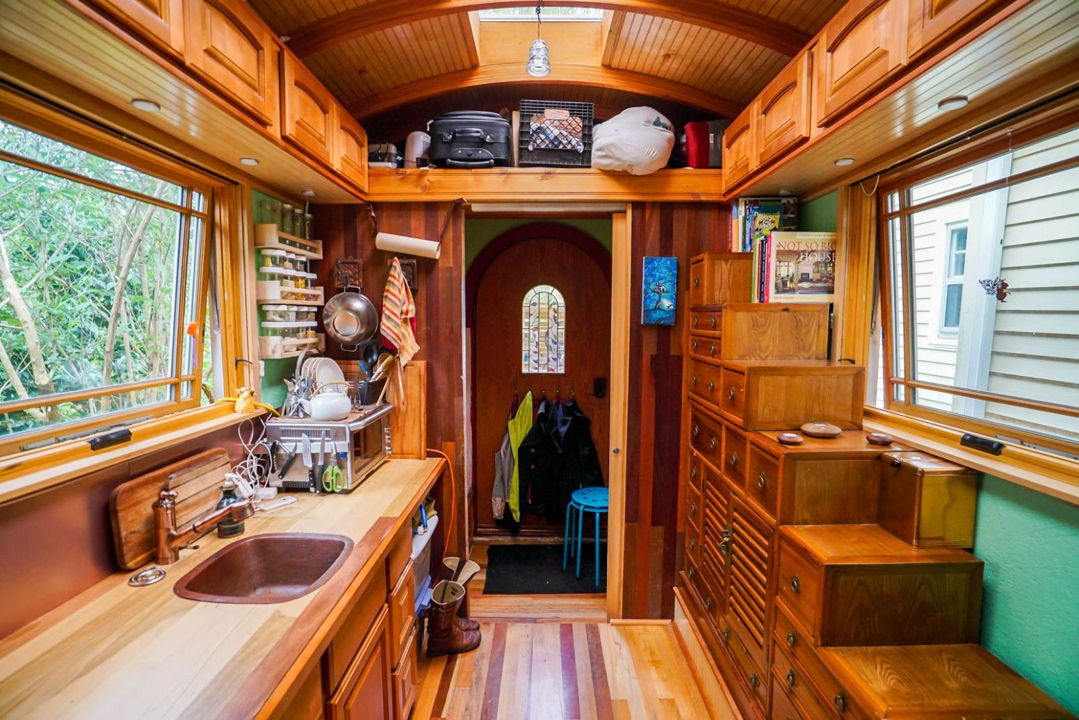 Lucky Penny Tiny House - 9 - Tiny House Giant Journey (With ..