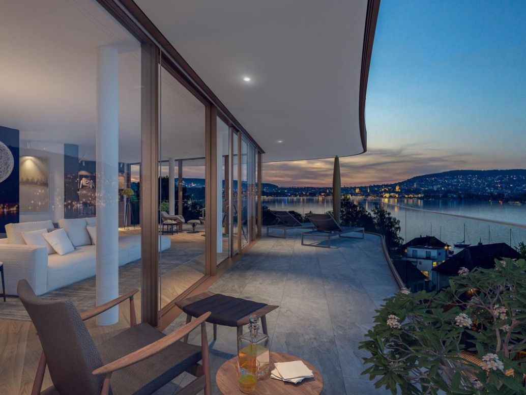 """LUXURIOUS AND MODERN APARTMENT """"THE PANORAMIC"""" WITH A 10 .."""