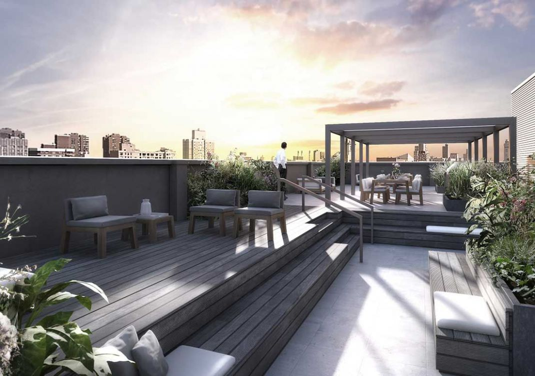 Luxury Gramercy & NoMad District Apartments for Sale, Roof Terrace ...
