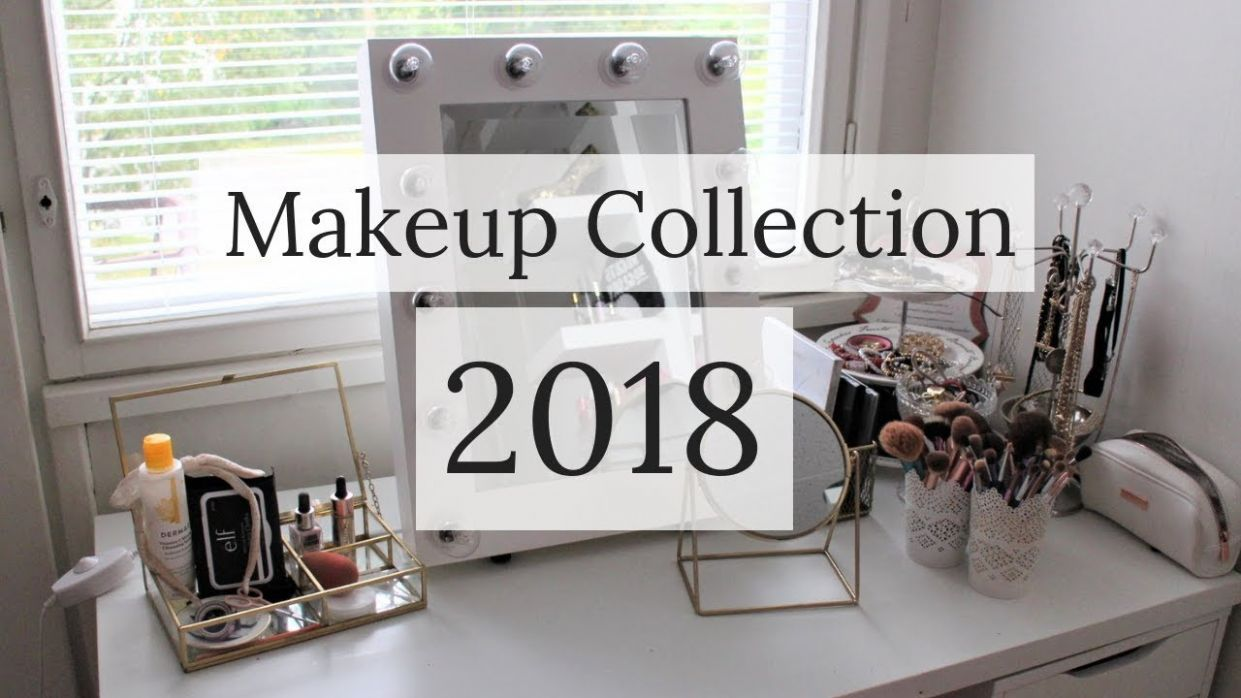 Makeup Collection & Beauty Room Tour 11 | Cruelty Free - makeup room tour 2018