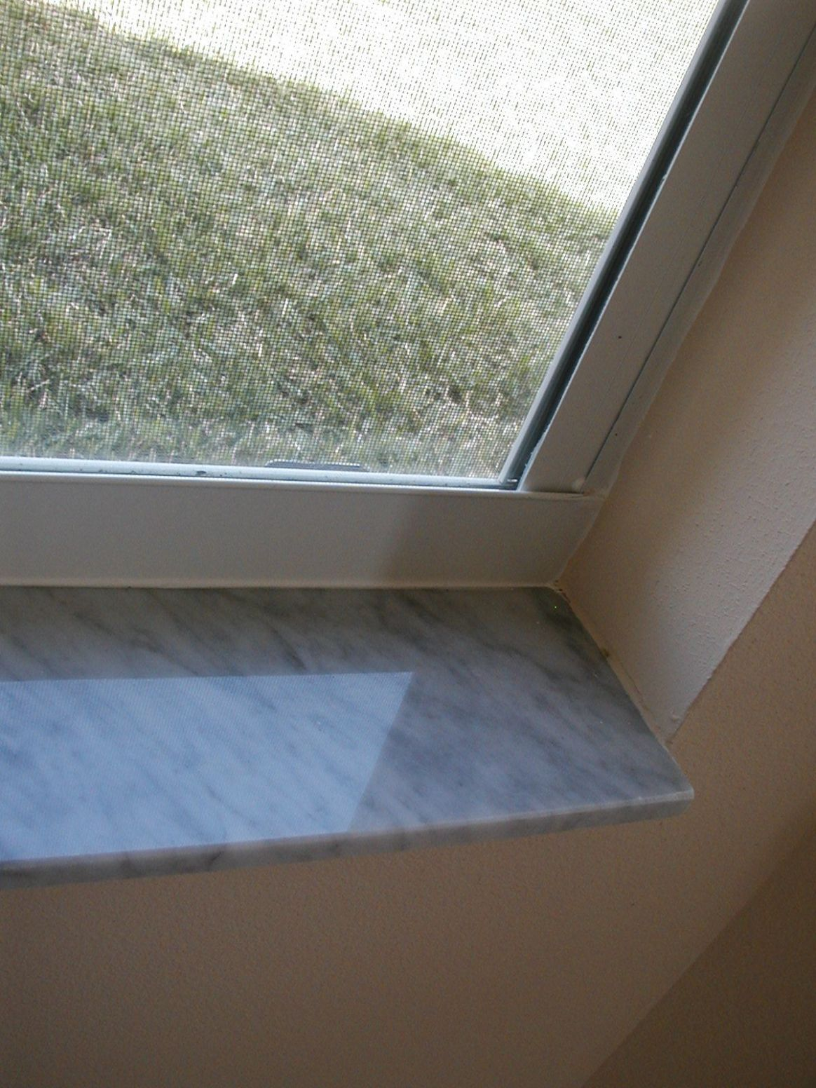 Marble Window Sills. My grandparents had these in their Florida ...