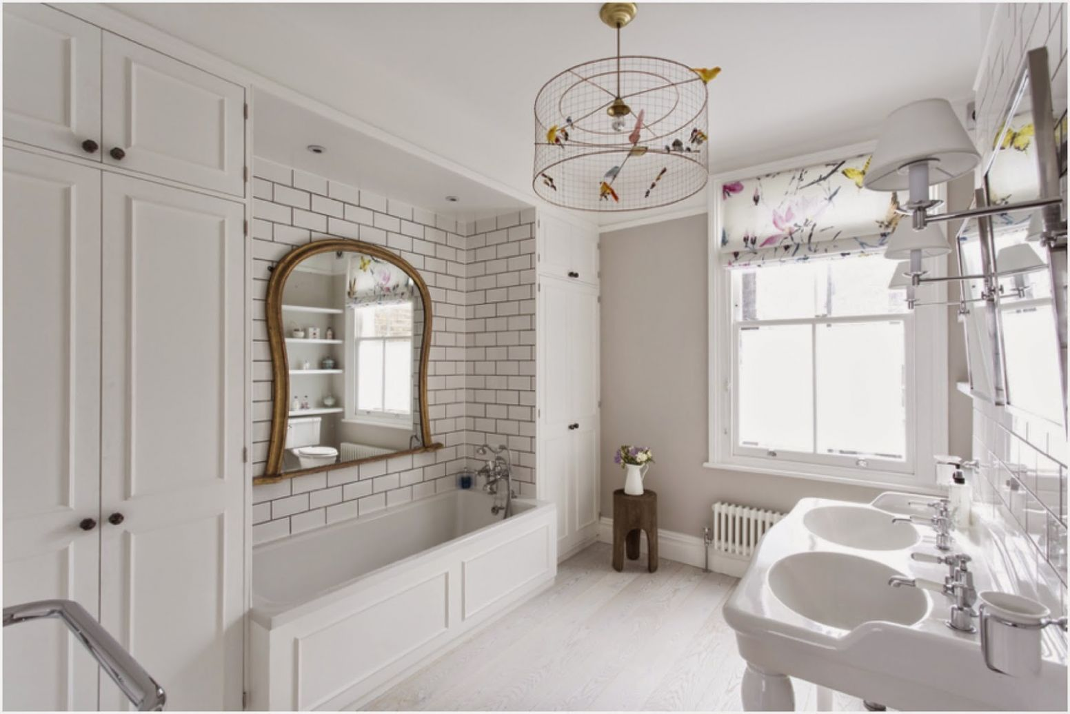 Master Bathroom, Victorian Terrace in London – Laura Butler-Madden - bathroom ideas victorian terrace