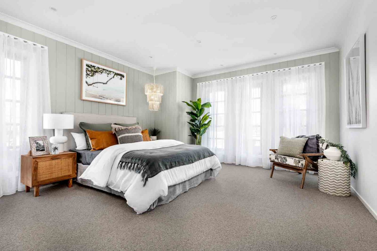 Master Bedroom Designs & Ideas