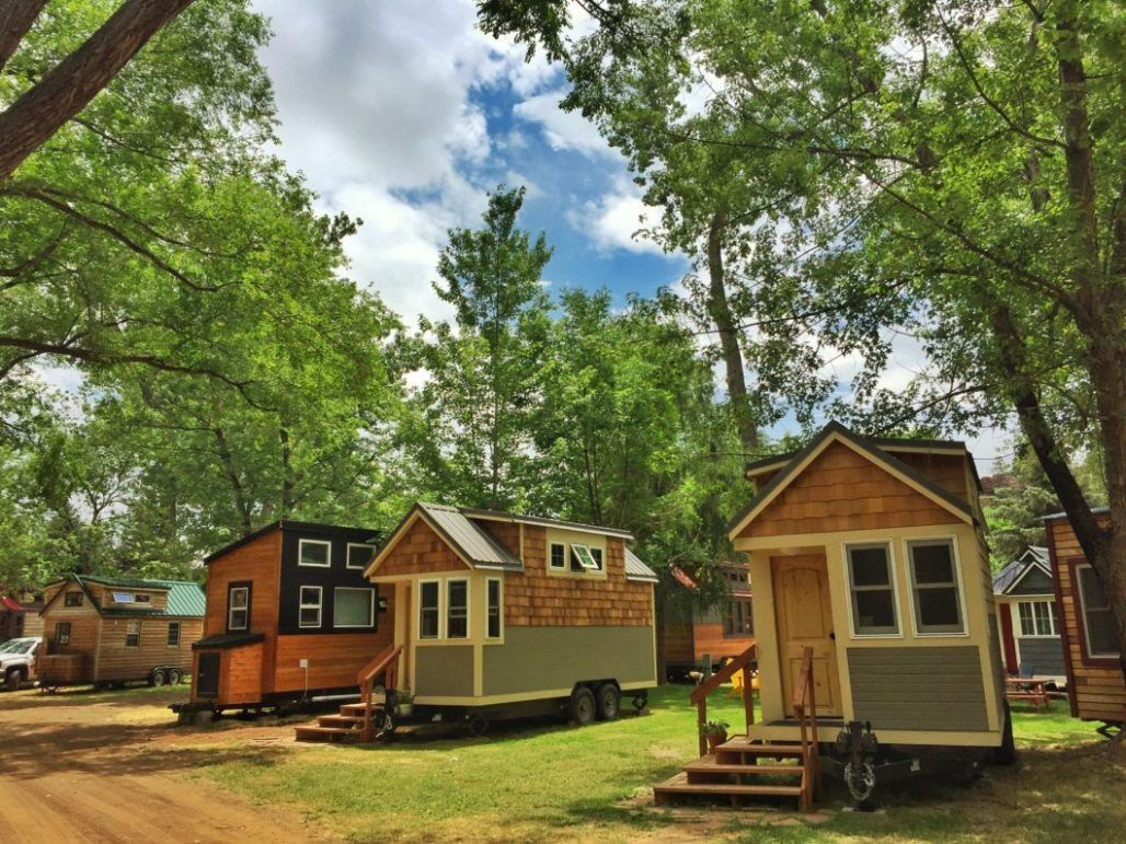 Mega Tiny Home Communities Coming to Austin - Tiny House Blog - tiny house community