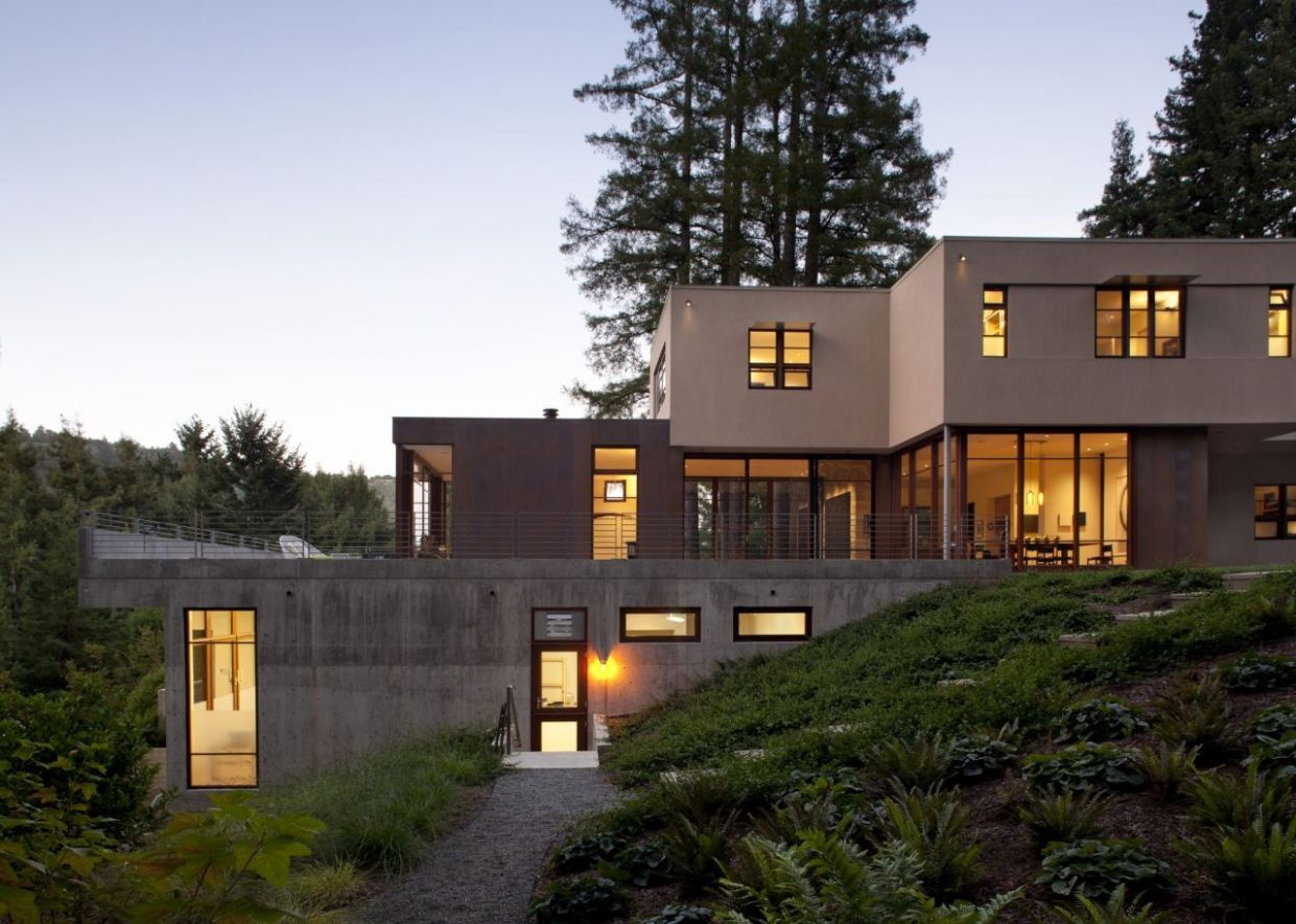 Mill Valley Residence / CCS Architecture | ArchDaily