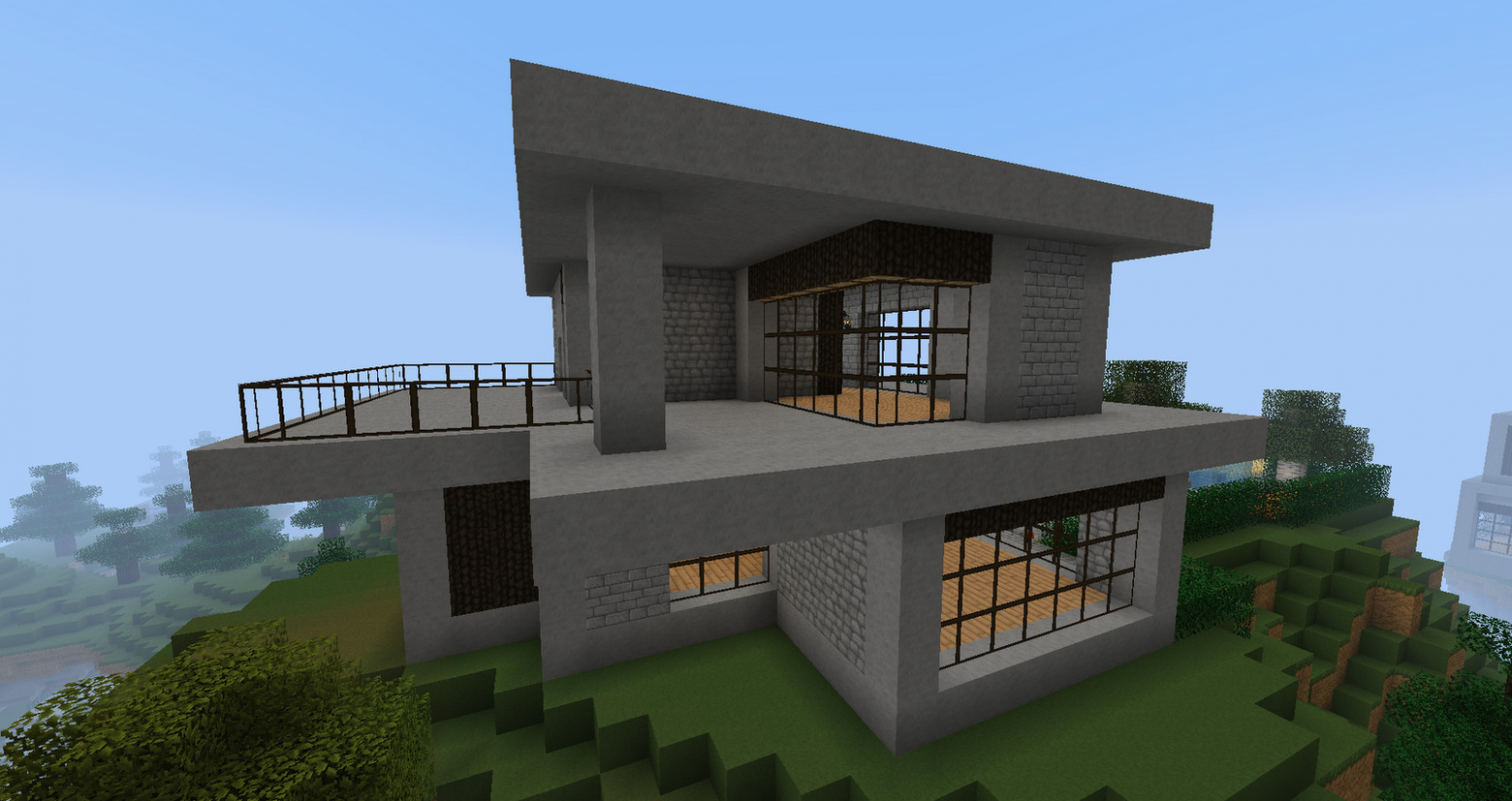 Minecraft Cool Simple Houses New Easy Minecraft Houses On ..