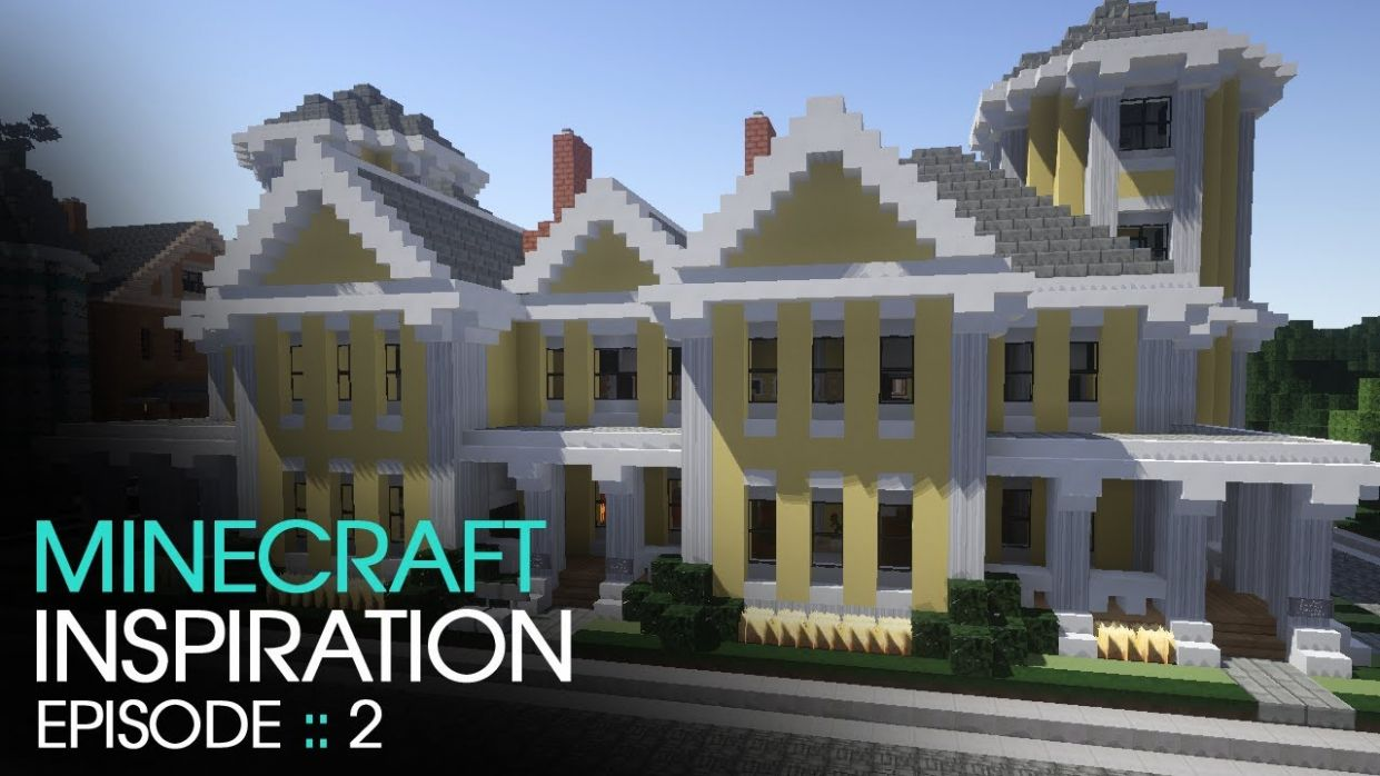 Minecraft Inspiration w/ Keralis :: Traditional House 10