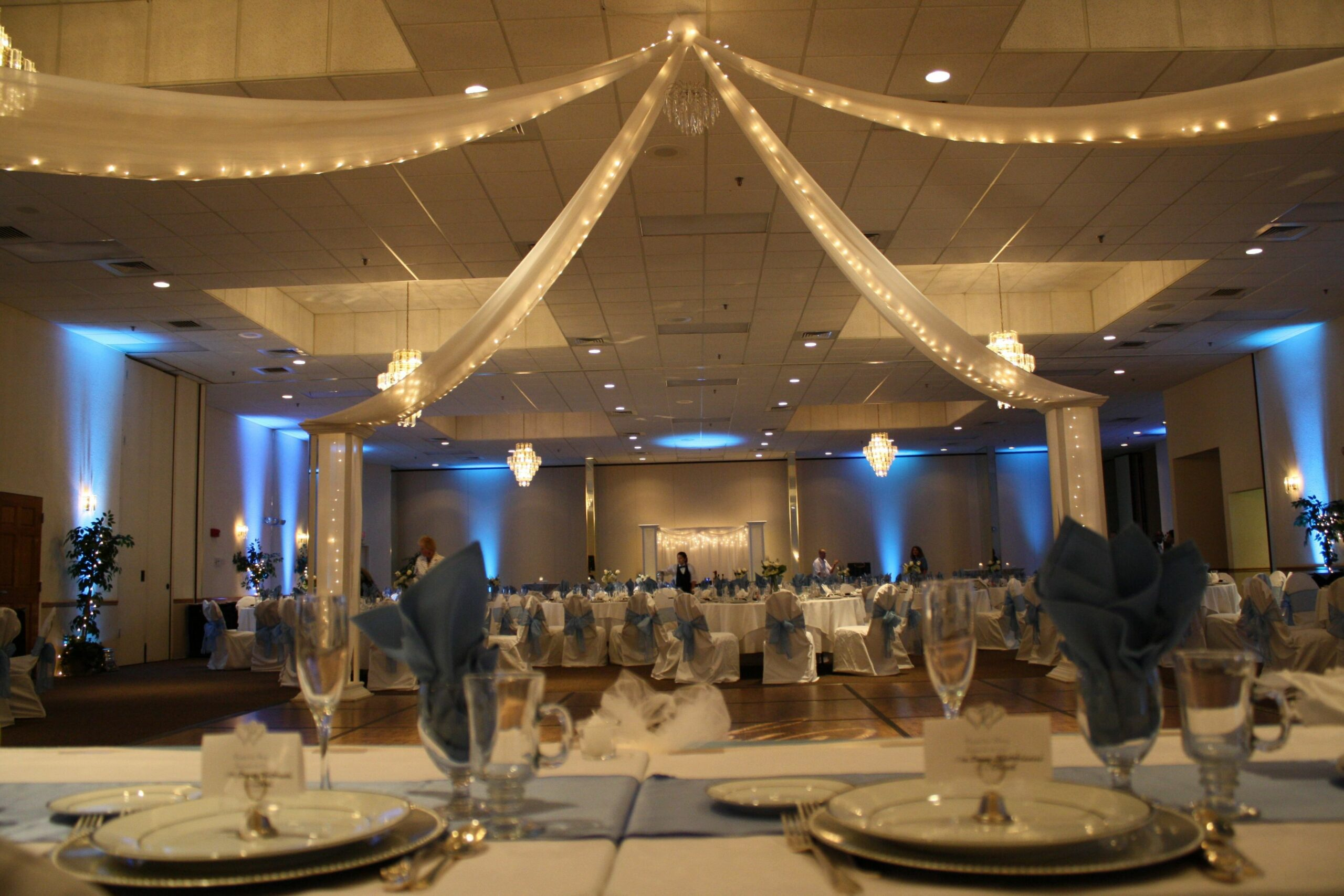 MJ Decorations (With images) | Wedding party planning, Wedding ..