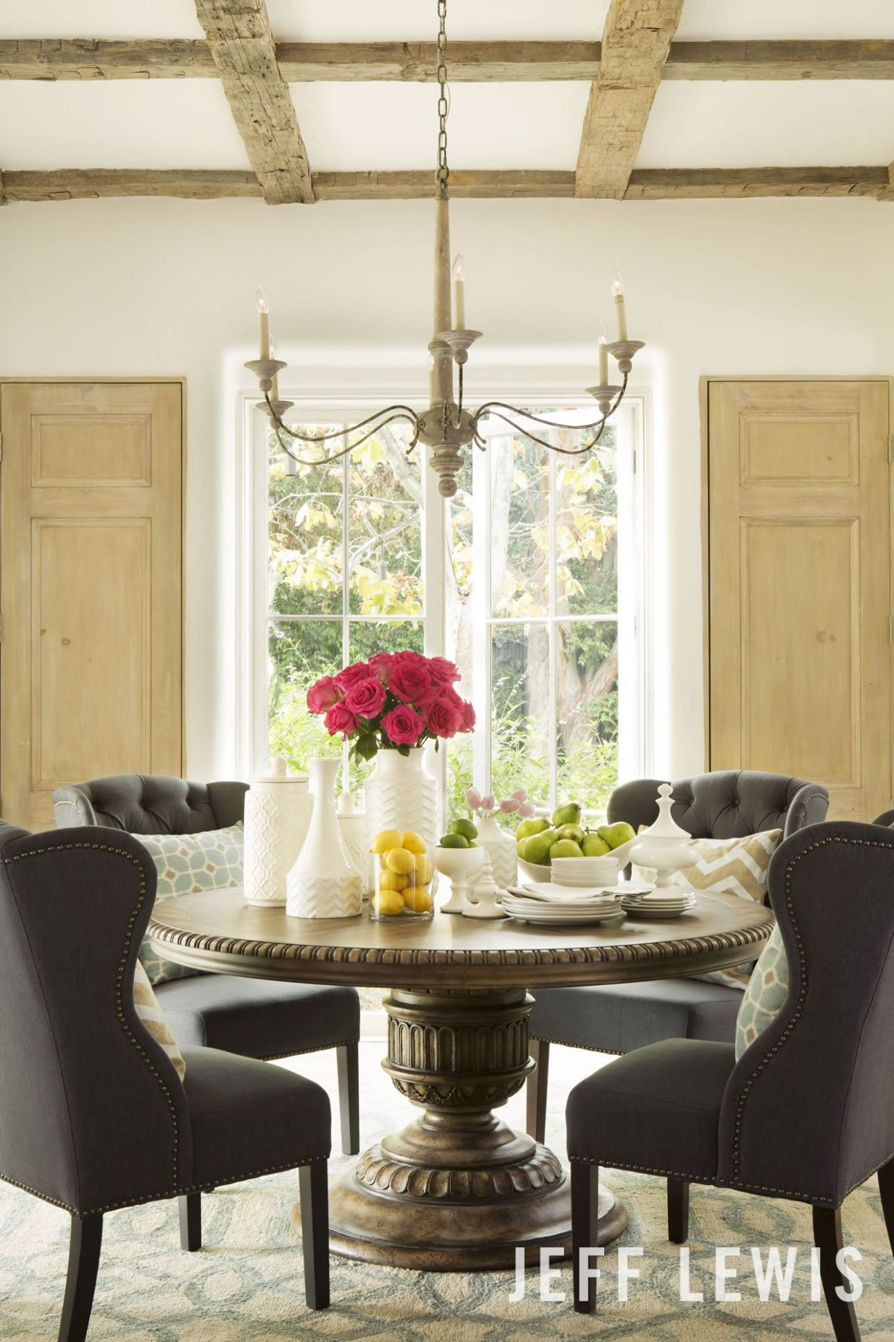 """Modern Cottage"""" Dining Room (With images) 