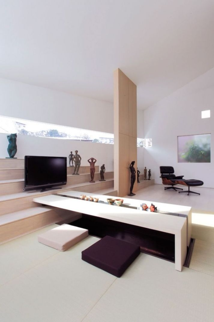 Modern Designs Revolving Around Japanese Dining Tables - japanese dining room ideas