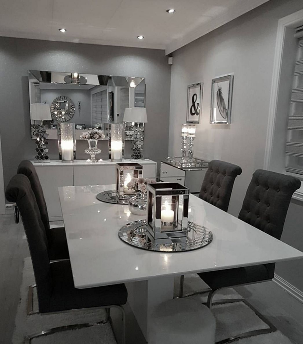 Modern Dining Room Ideas Decor 11 – DECOOR - dining room ideas modern