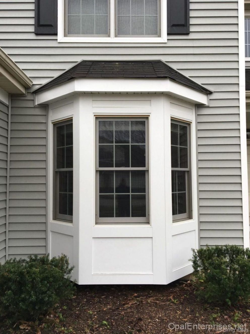 Modern Exterior Window Trim Ideas For Ideas and Remodel (With ...