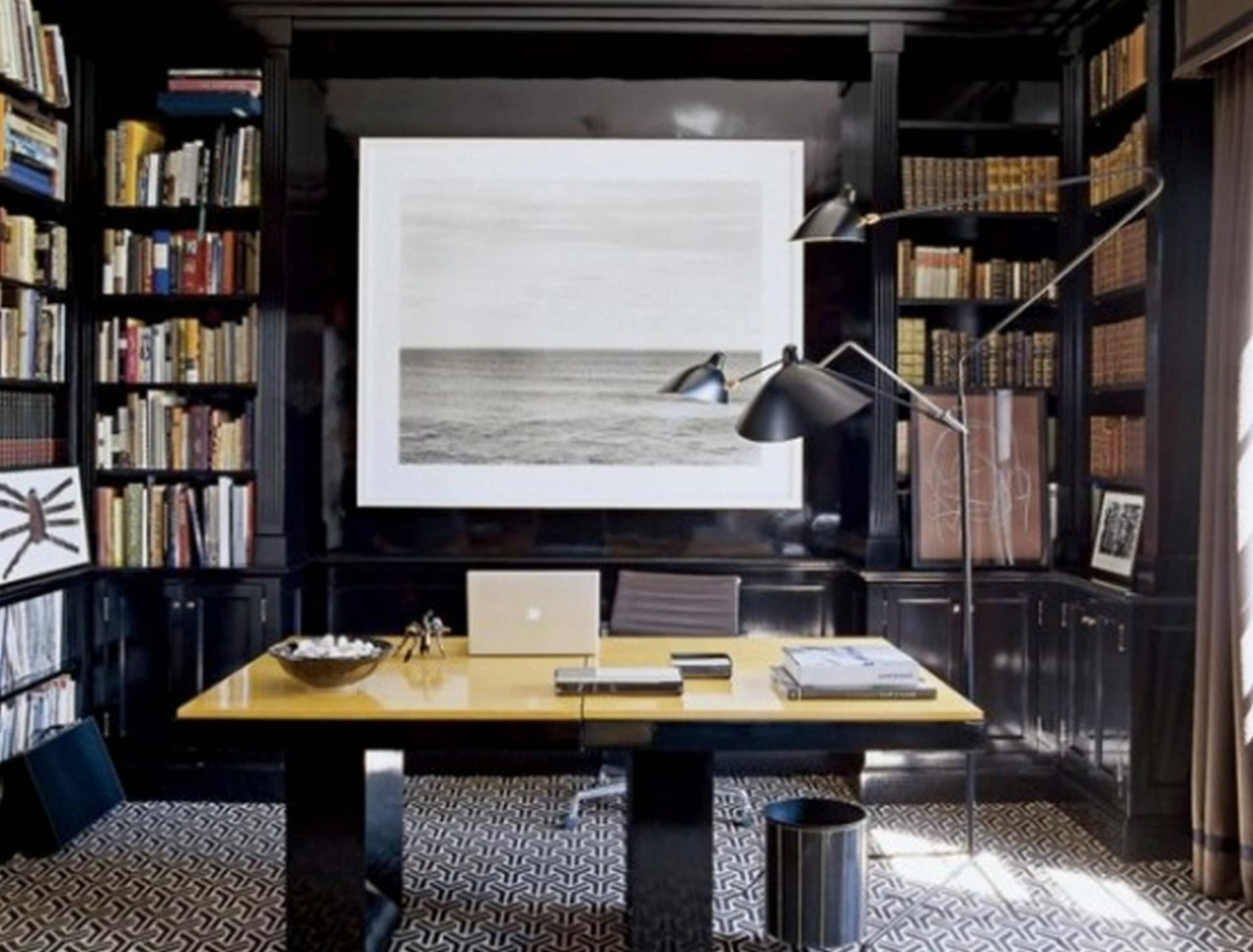 Modern Home Office Design Ideas (With images) | Work office decor ..
