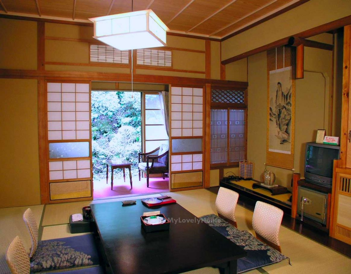 Modern Japanese Living Room Furniture Decorating Ideas - My Lovely ..