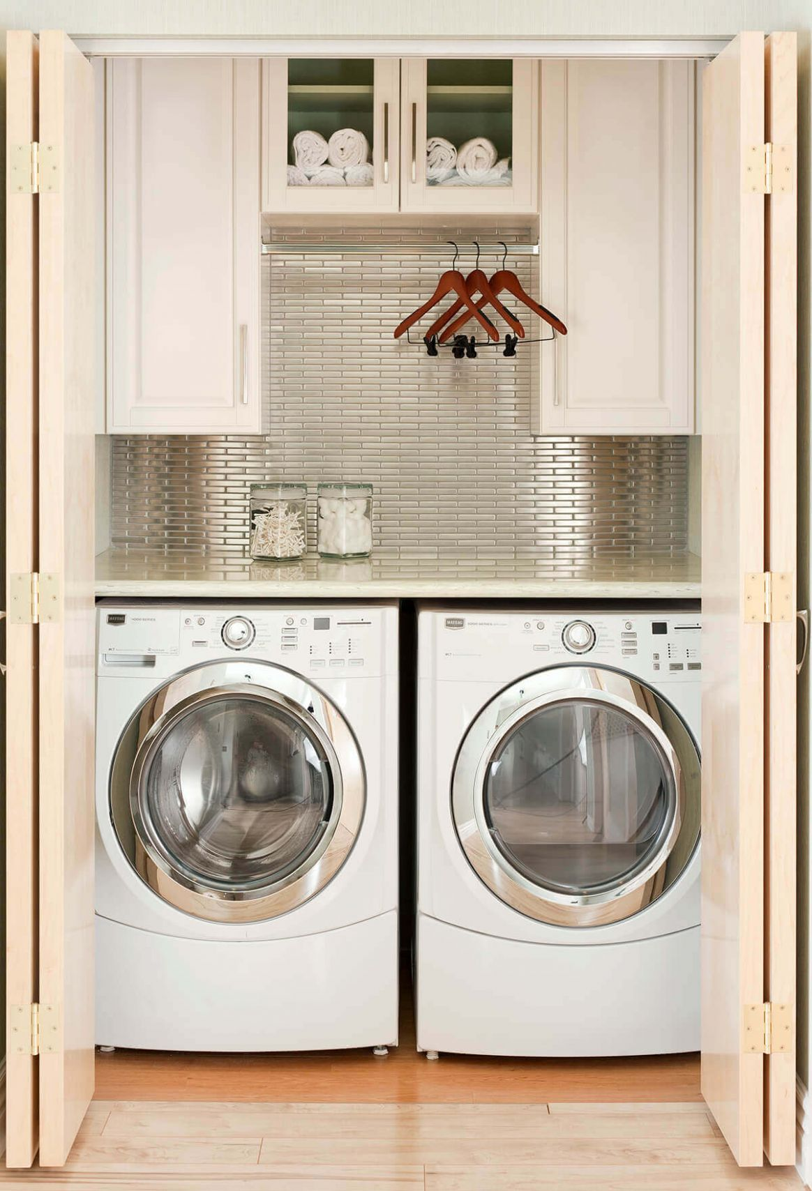 Modern Laundry Room Ideas for Small Spaces [ Updated 11 ] - laundry room ideas hgtv