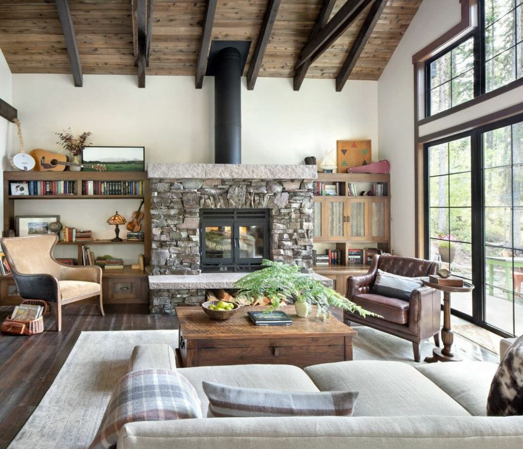 Modern Rustic Interior Design: 8 Best Tips To Create Your Flawless