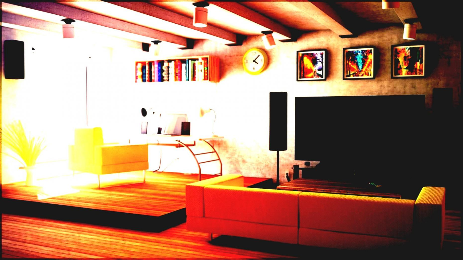 Modern Small Apartment Design Studio Ideas For Guys Cheap Home ..