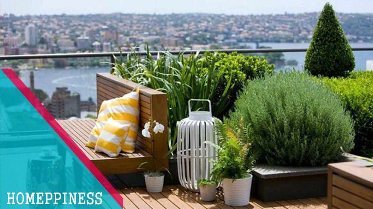 MUST WATCH !!! 11+ Beautiful Terrace Garden Ideas That You May Have Never  Seen Before - garden ideas on terrace