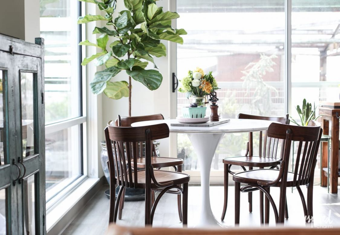 My Apartment Dining Room - dining room ideas apartment