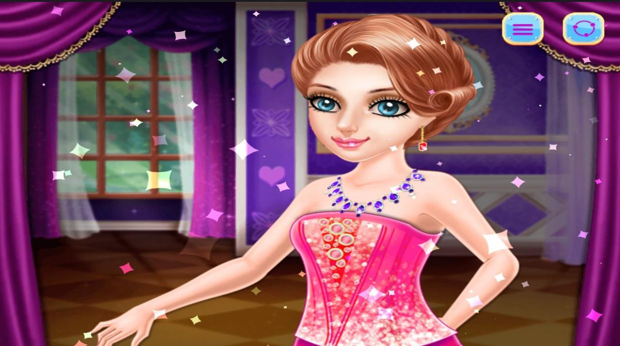 My Princess Dressing Room Dress Up & Makeup Game for Android ..