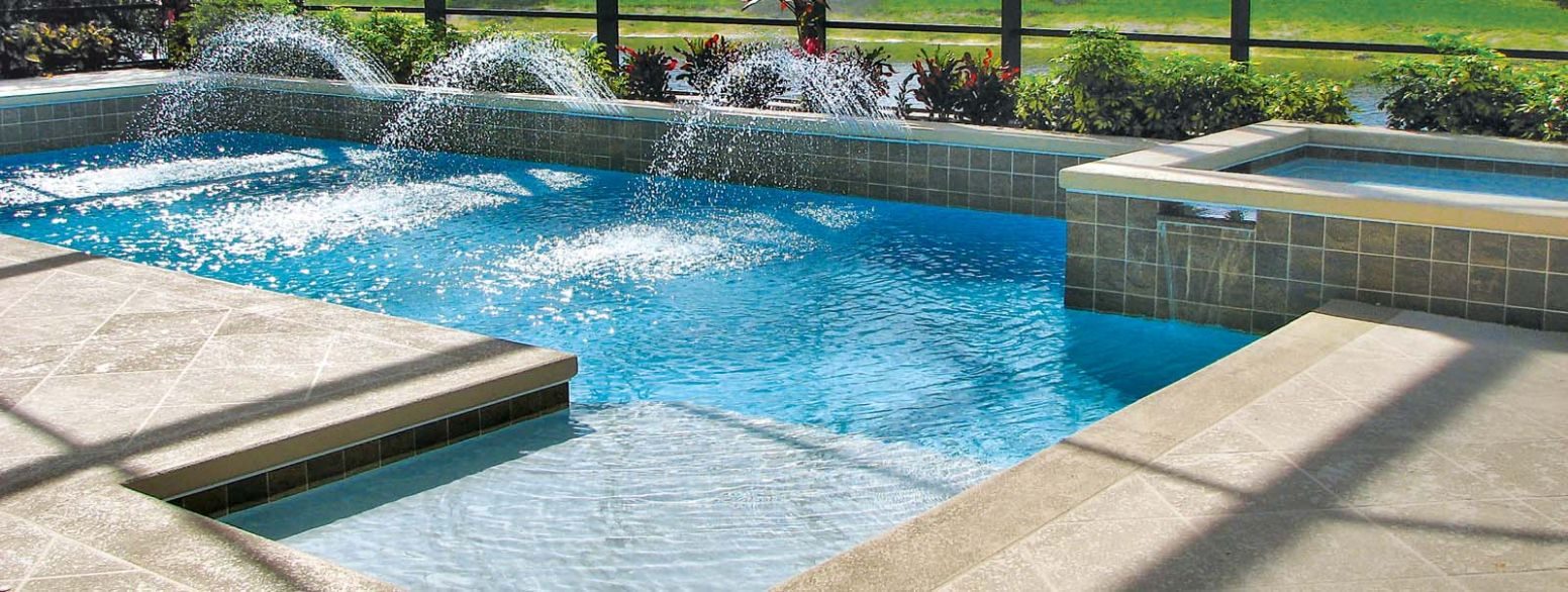 Naples-Fort Myers Custom Swimming Pool Builders│Blue Haven Pools - pool ideas florida