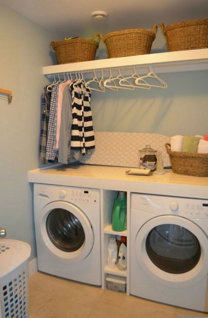 Need the hanging rack in my laundry room (With images) | Laundry ..