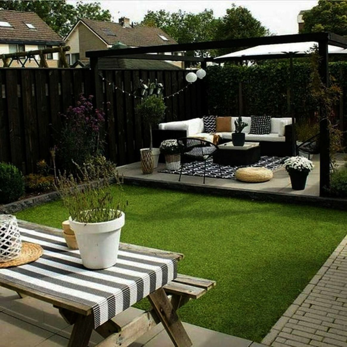 New At Landscaping? Try These Tips (With images) | Patio garden ...
