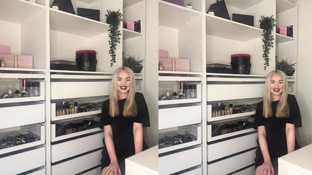 NEW BEAUTY ROOM + STORAGE 8