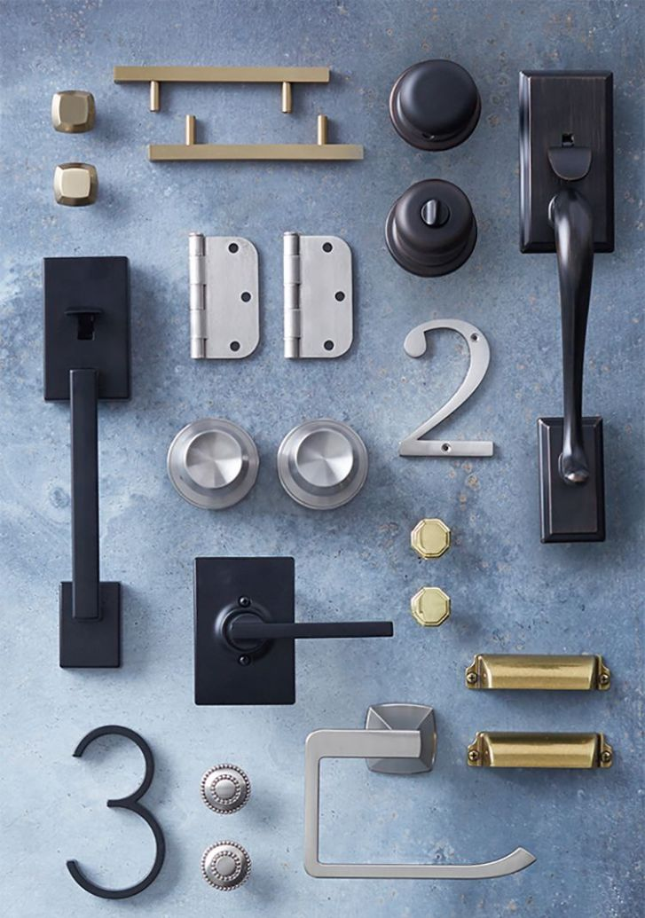 New Decor Trends in Hardware: 11 Mood Boards to Inspire   Decor ...