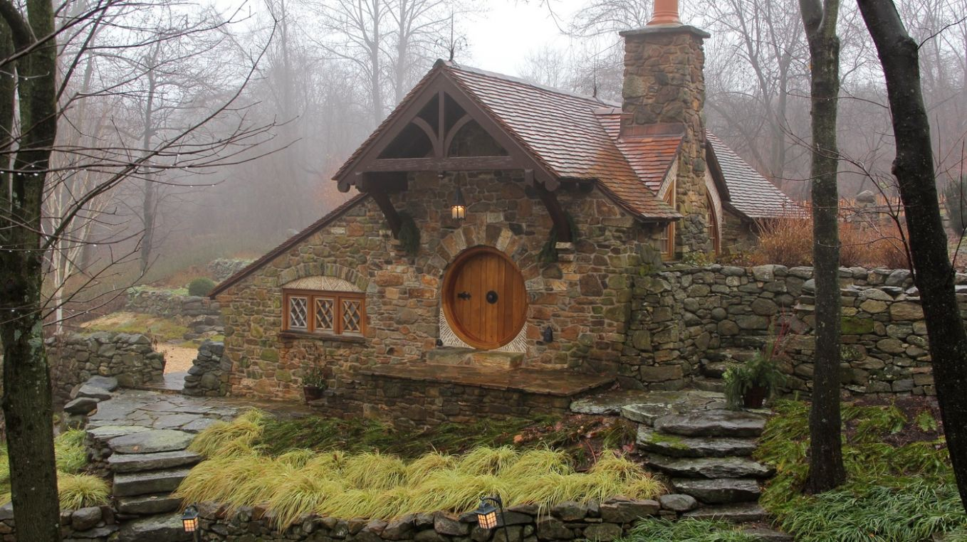 No Orcs Allowed: Hobbit House Brings Middle-Earth To Pa. : NPR