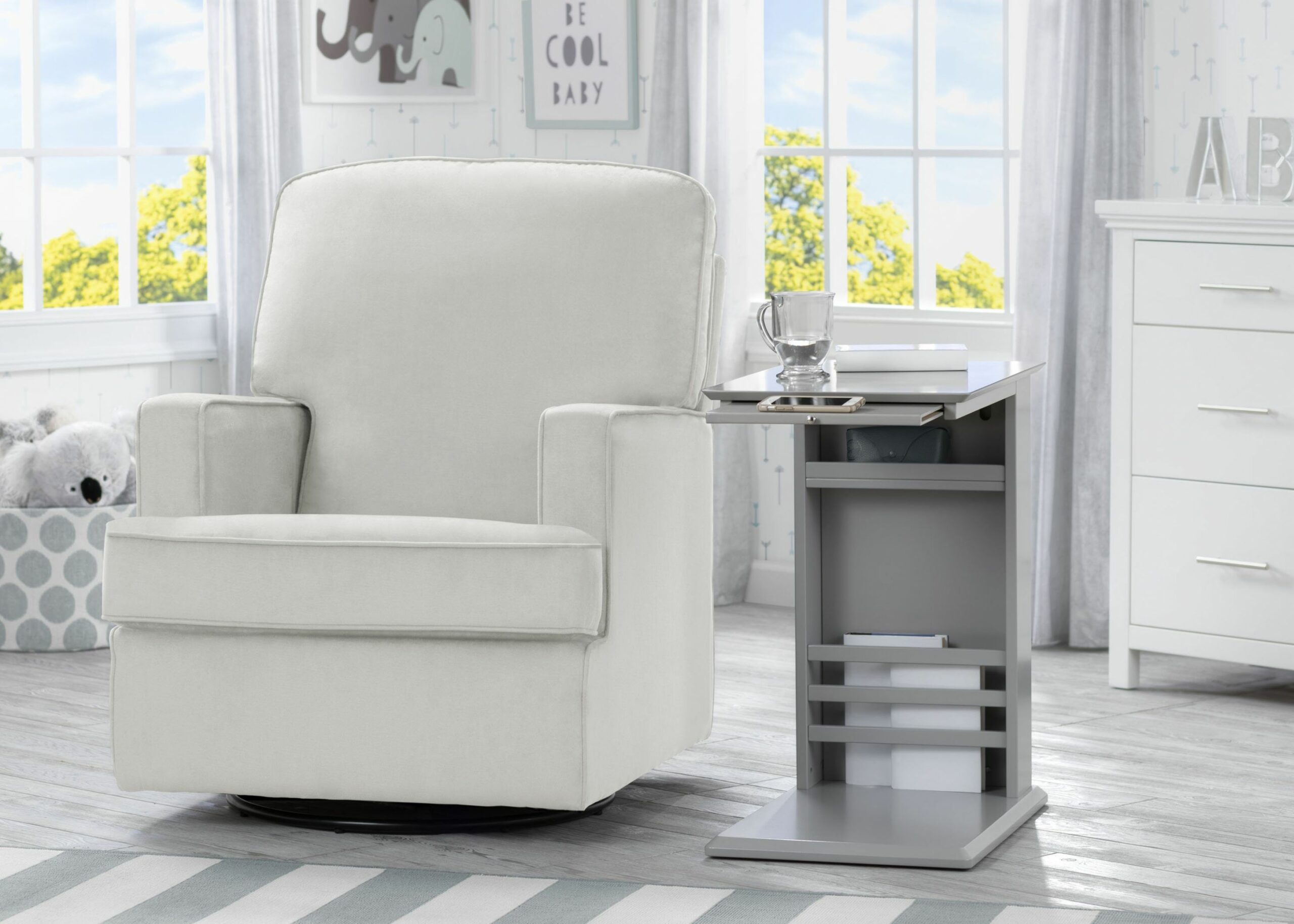 Nolan End Table/Side Table for the Nursery – Delta Children