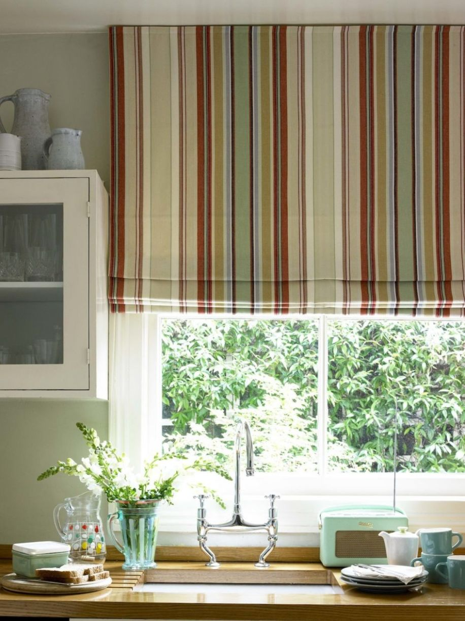 Noteworthy Unnamed File Small Kitchen Window Treatment Ideas Home ...