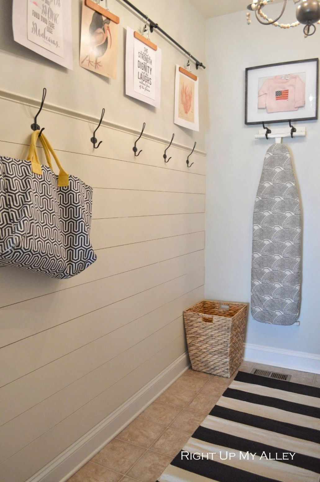 ORC Laundry Room Reveal (With images) | Laundry room makeover, Diy ..