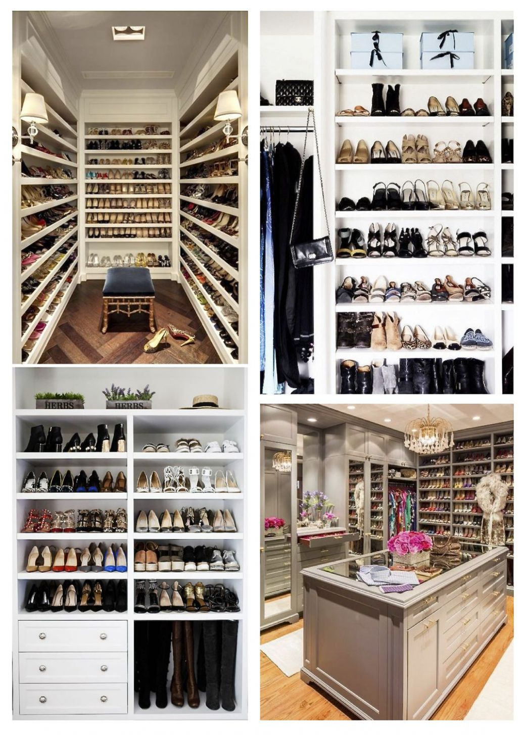 Organise Your Shoes With These 9 Shoe Storage Ideas - Style Barista - closet ideas for shoes