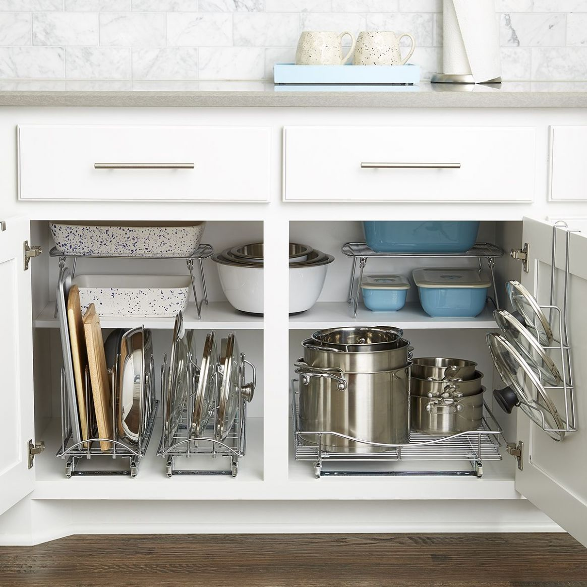 Organize Your Kitchen Like A Professional (With images) | Diy ...