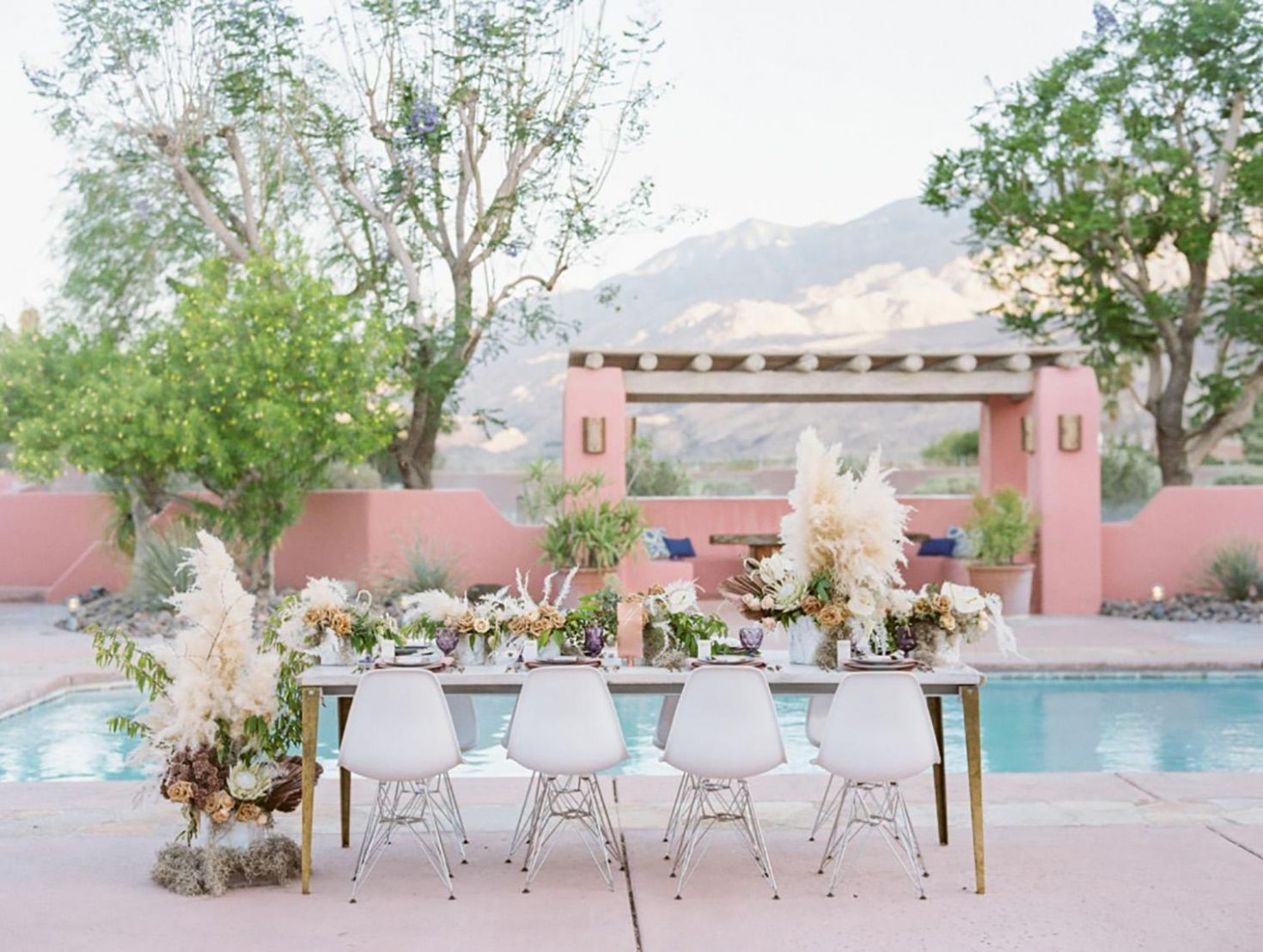 Our Favorite Venues to Host the California Pool Party of Your Dreams - pool party venue ideas