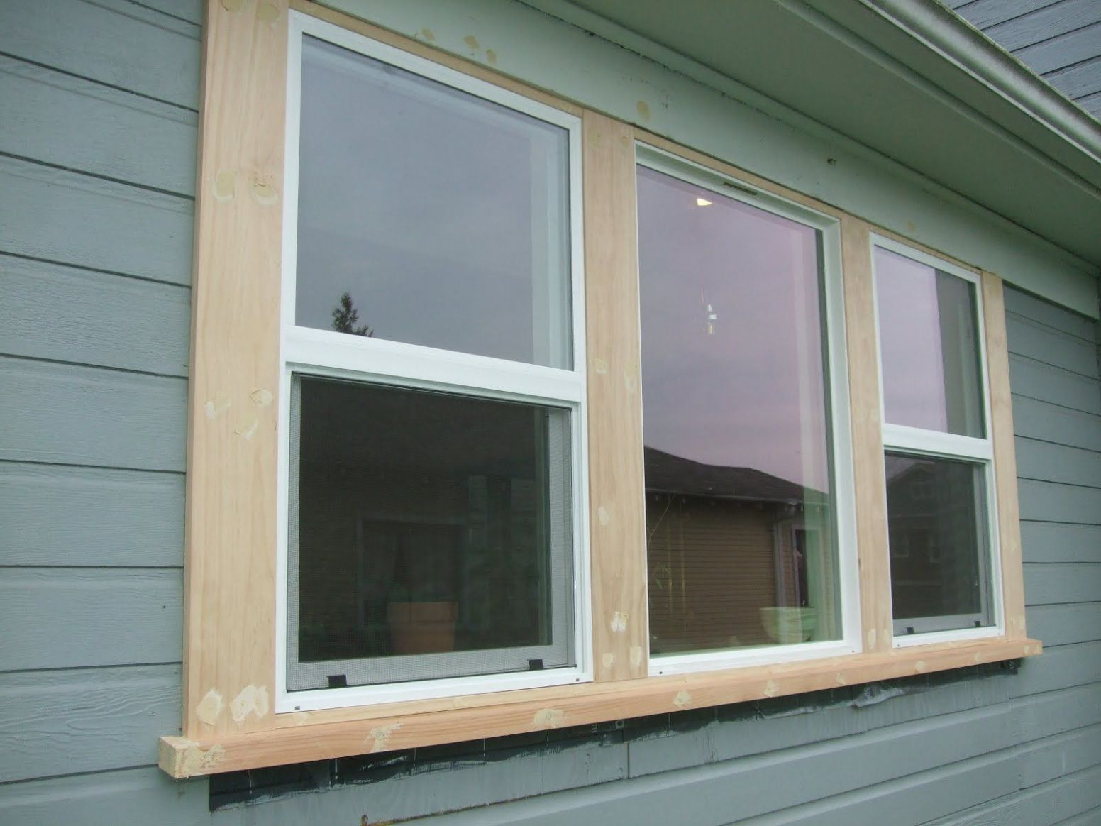 Outside Window Trim: Classic Finishing Idea for Perfect Home Plan ..