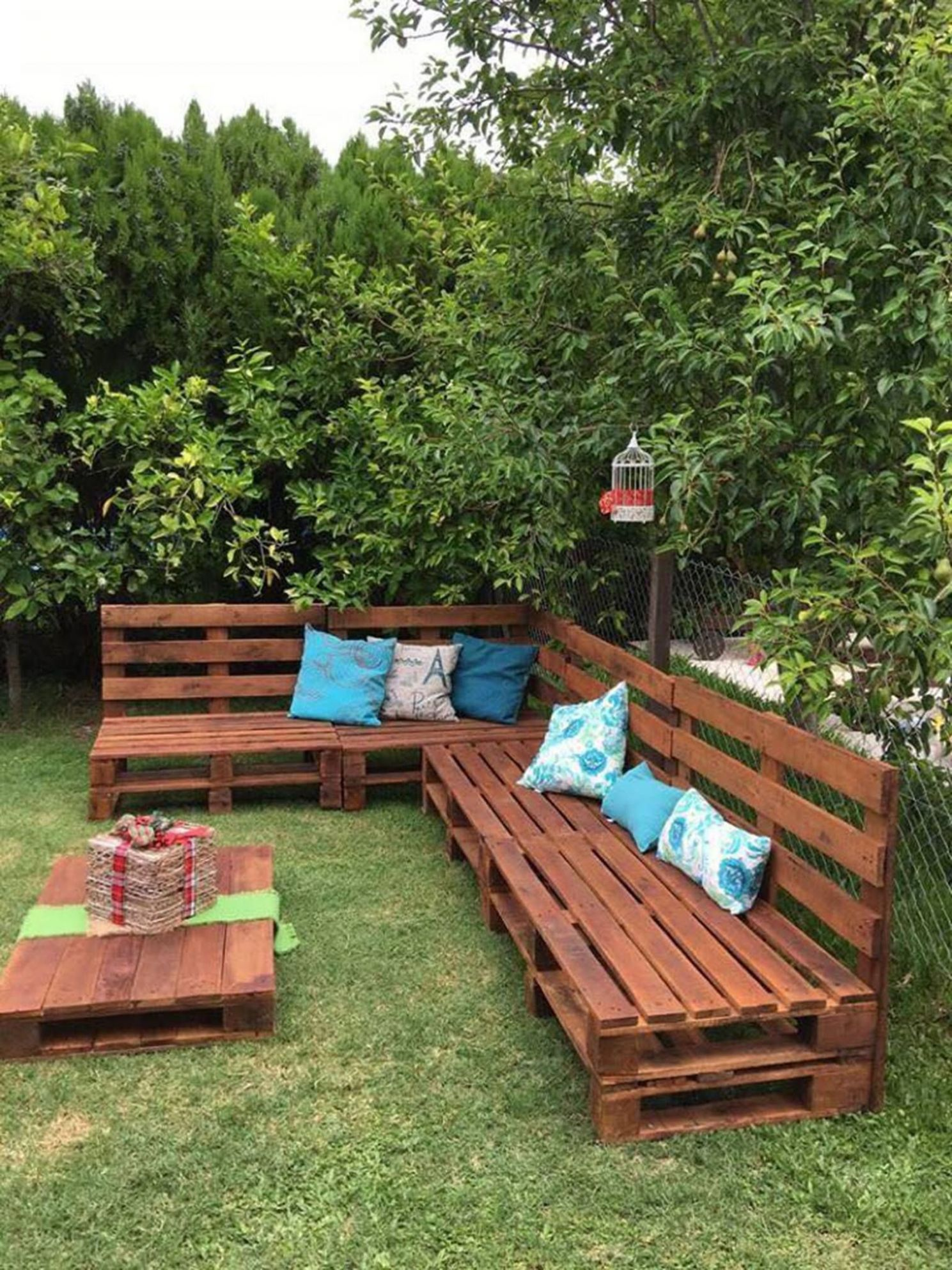 Over 8 of the BEST DIY Pallet Ideas (With images) | Outdoor ..