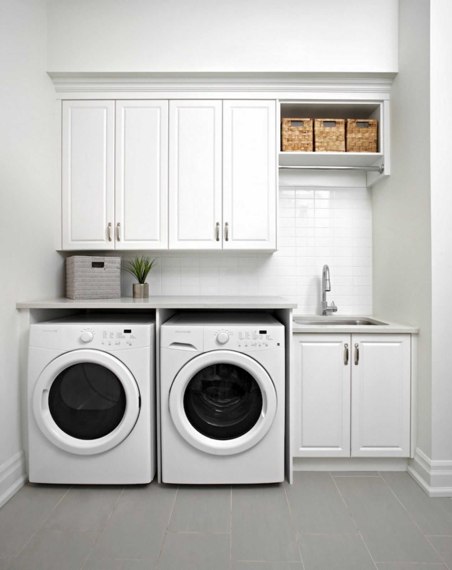 p i n t e r e s t || sarahesilvester (With images) | Laundry room ..