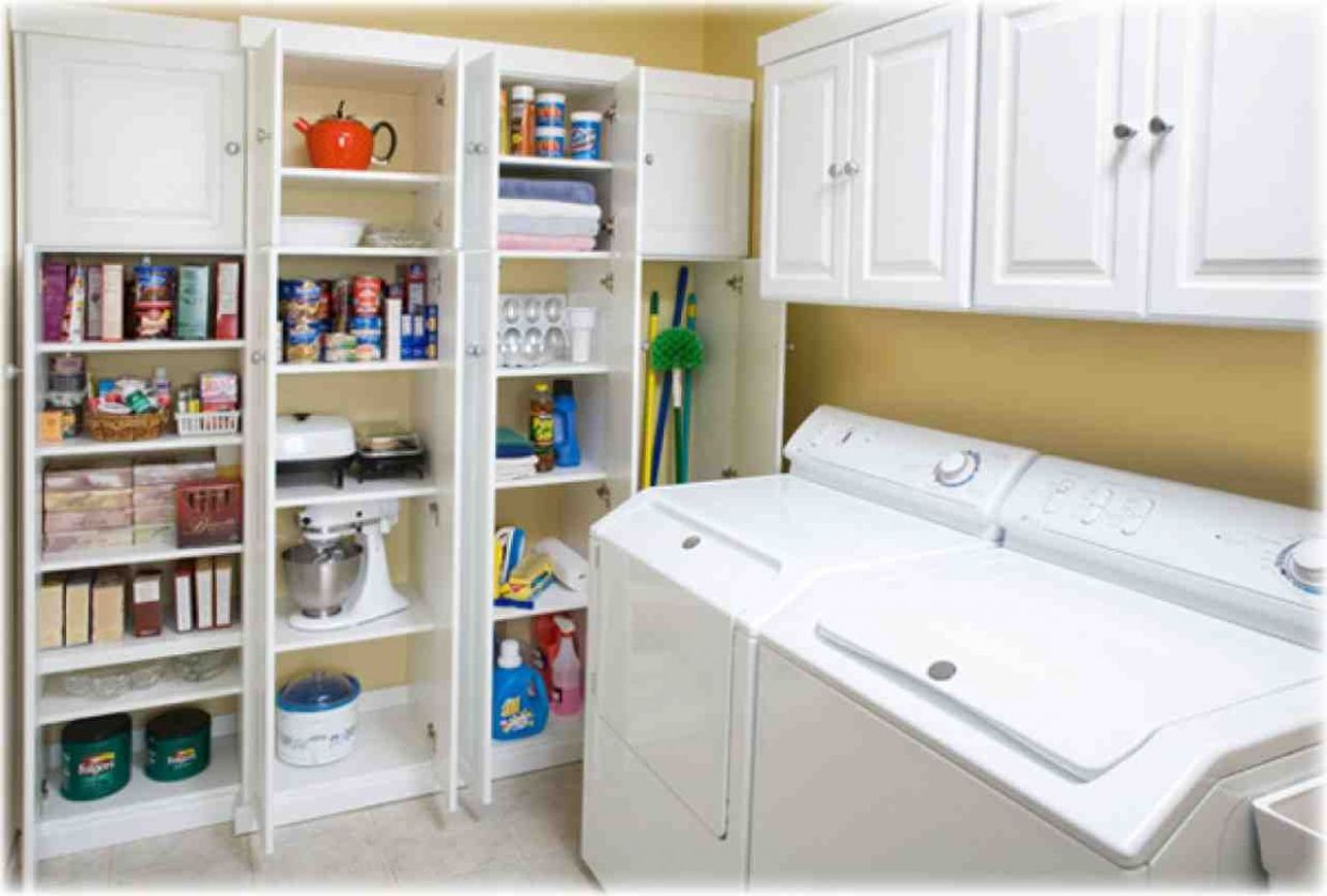 Pantry Shelves Lowes (With images) | Pantry laundry room, Pantry ..