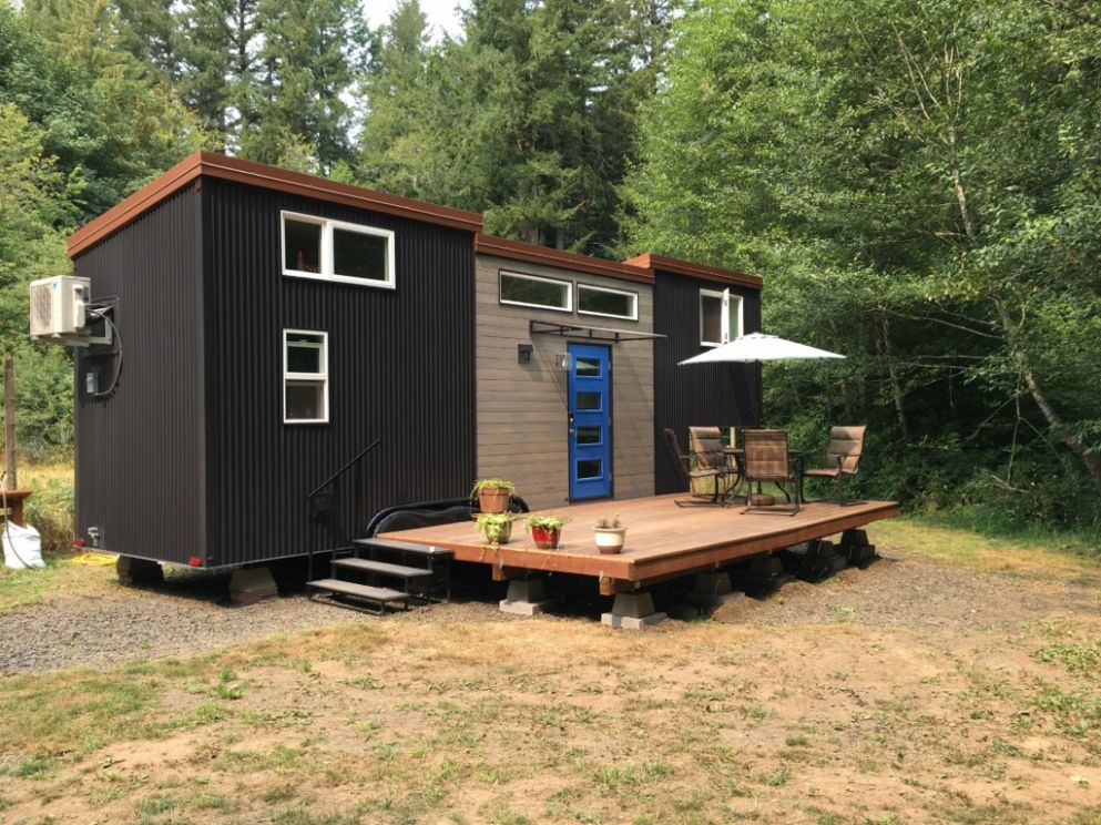 Parking Options for Your Tiny Home - Seattle Tiny Homes - tiny house parking