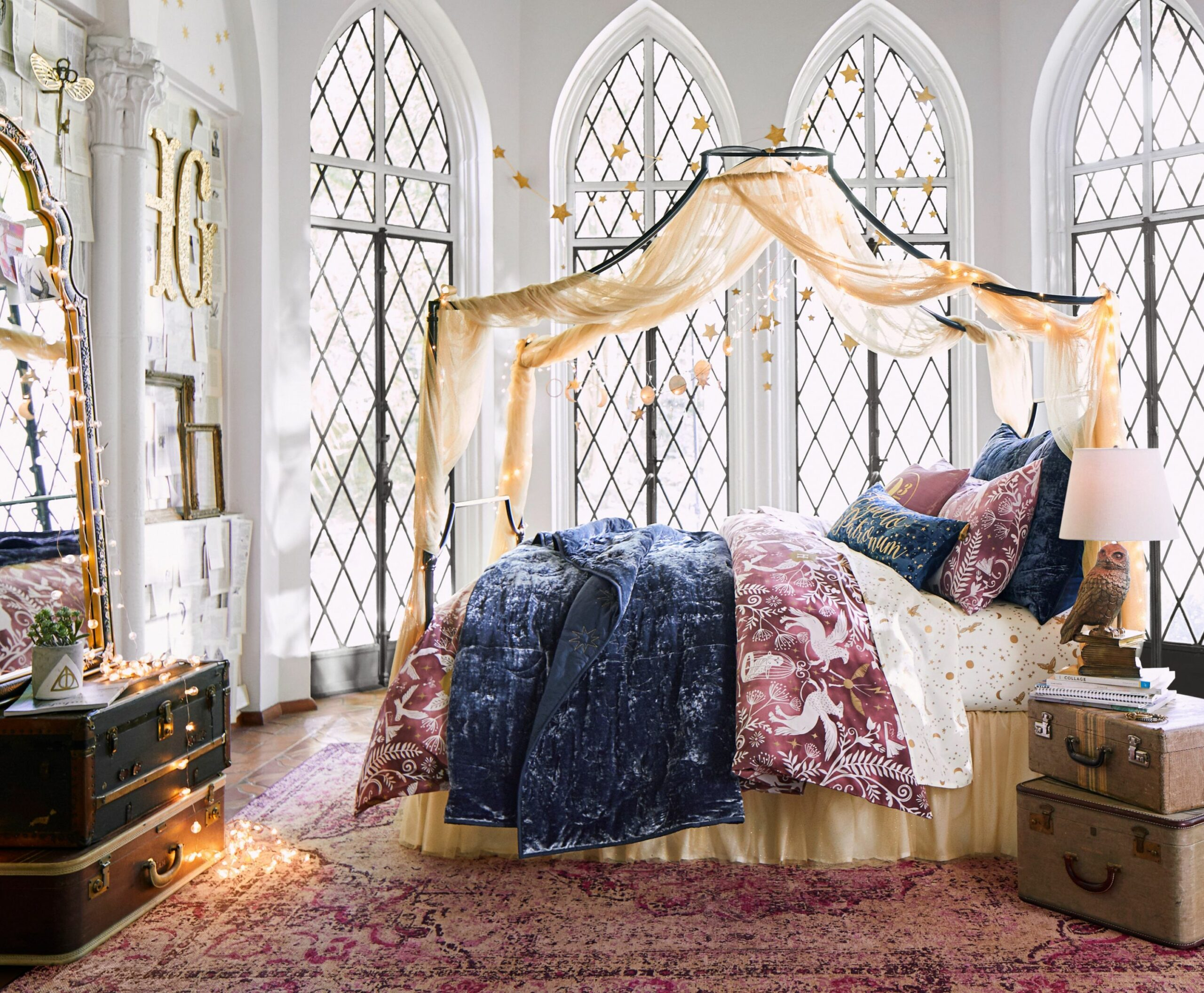 """PBteen Launches """"Harry Potter"""" Decor Collection 