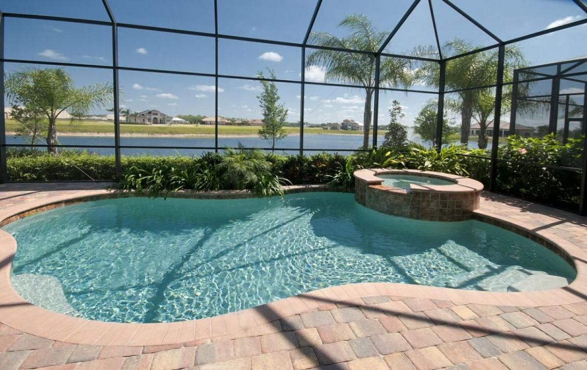 Picture Gallery | Florida Pool Service | Florida pool, Residential ...