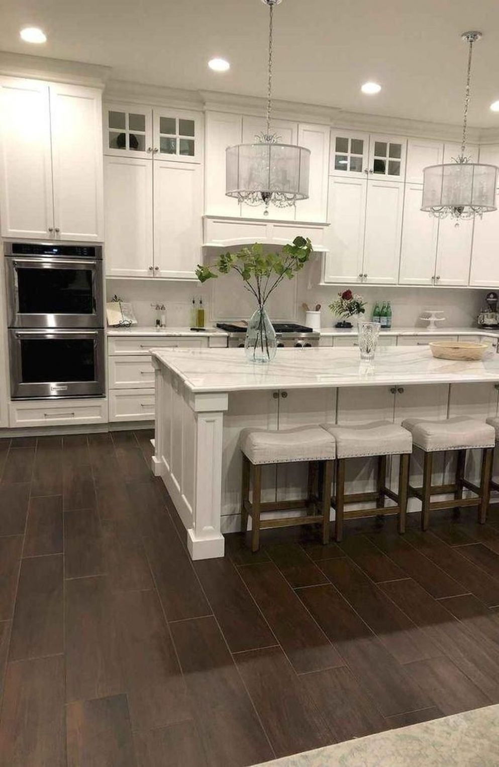 Pin by Bitty B on Farmhouse Ideas in 8   Kitchen remodel small ..